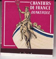 Pochette D' Allumettes NEUVE ACF -- ATELIERS CHANTIERS De FRANCE DUNKERQUE --  PARME - Boites D'allumettes