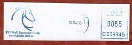Ausschnitt, Hasler C009845, Pferd, FEI World Equestrian Games Aachen, 55 C, Warendorf 2006 (76115) - [7] République Fédérale