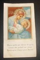 Image Religieuse. Grande Neuvaine De L'Immaculée Conception. - Images Religieuses