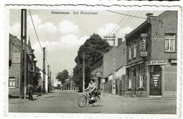 Smeermaas - Jan Rosierlaan - Cafe Toerist - 2 Scans - Lanaken