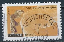 France - Antiquités YT A106 (4004) Obl. Cachet Rond - Adhésifs (autocollants)