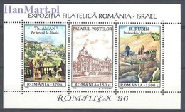 Romania 1996 Mi Bl 298 MNH ( ZE4 RMNbl298 ) - Roemenië