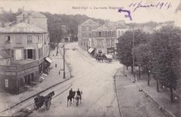 SAINT-CYR - La Route Nationale - St. Cyr L'Ecole