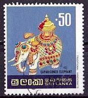 SRI LANKA Mi. Nr. 473 O (A-4-4) - Sri Lanka (Ceylon) (1948-...)