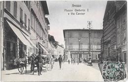 Arezzo , Via Cavour - Altri