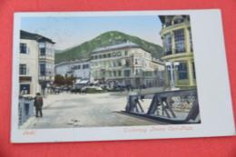 Oberosterrich Bad Ischl Erzherzog Franz Carl Platz 1907 - Autriche