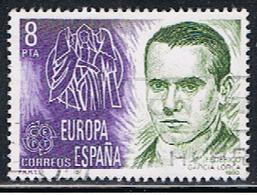 (3E 012) ESPAÑA // YVERT 2214  // EDIFIL 2568 // 1980 - 1971-80 Oblitérés