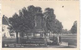 VILVOORDE / NIEUWE LAAN EN MONUMENT TYNDALL - Vilvoorde