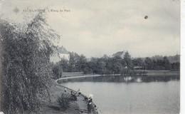VILVOORDE / L ETANG DU PARC / DE VIJVER IN HET PARK 1907 - Vilvoorde