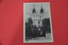 Oberosterrich Linz Kirche Am Postlingberg 1945 + Cancel Army Postal Service - Autriche