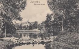 VILVOORDE / HET PARK / DE VIJVER EN HET BRUGJE - Vilvoorde
