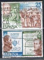 (3E 035) ESPAÑA // YVERT BLOCS ET FEUILLETS 27 A + B  // EDIFIL 2583 A, 2583 B // 1980 - 1971-80 Usati