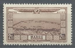 French Morocco, Casablanca, 2f., 1928, MH VF, Airmail - Morocco (1891-1956)