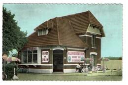 Menessis - Aisne - Café-Tabac Chez Jacques Et Nelly - Alimentation -  2 Scans - Other Municipalities