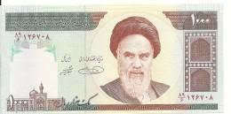 IRAN 1000 RIELS ND1992 UNC P 143 - Iran