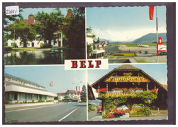 CARTE MODERNE - BERN BELP - FLUGHAFEN - AEROPORT - AVION - AVIATION - TB - BE Berne