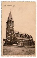 Ruisbroek - Kerk / Eglise - Circulée - Uitg. P. Roosens-Pornel - 2 Scans - Belgique