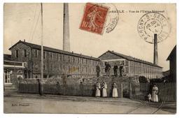CPA. 51 - PARGNY SUR SAULX - Vue De L'usine Simonet .     .E.59 - Pargny Sur Saulx
