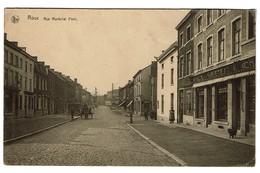 Roux - Rue Maréchal Foch - Edit. Maison Du Livre - 2 Scans - Charleroi