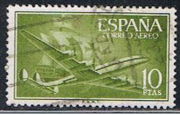 (3E 071) ESPAÑA // YVERT 276 POSTE AERIENNE // EDIFIL 1179 // 1955 - Poste Aérienne