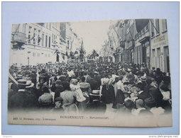 België Belgique Borgerhout Reuzenstoet Géants  Circulée Gelopen 1907 Uitg G. Hermans - Antwerpen