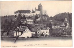Les Châteaux Vaudois  - LUCENS - VD Vaud