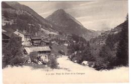 PRAZ DE FORT Et Le Catogne - VS Wallis