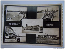 Nieuwpoort Nieuport Multiview Port Haven Monument Gelopen Uitg Mommerency - Nieuwpoort