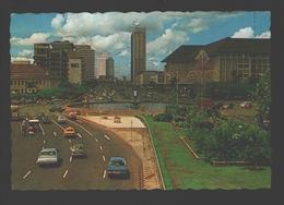 Jakarta - Jalan Thamrin Roundabout - Indonésie
