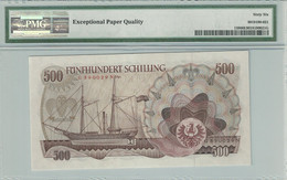 Germany 10 DM 1948. P14a. Graded 64 Choice Uncirculated By PMG - [ 7] 1949-… : RFA - Rep. Fed. Tedesca