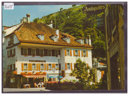 CARTE MODERNE - MONTREUX - HOTEL RESTAURANT DU PONT - TB - VD Vaud