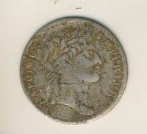 """Frankreich, Um 1860, Dünne Silbermünze """"Napoleon III"""" --  Siehe Foto !!  (60) - 1789-1795 Franz. Revolution"""