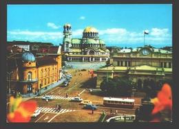 Sofia - L'Assemblée Nationale - Tram / Tramway - Bulgarie