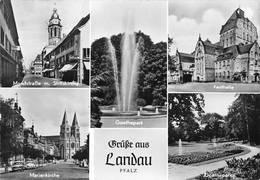 Landau Gruss - Landau