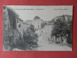 Dep 63 , Cpa  VISCONTAT , Photo Suchon , Thiers (530) - Frankreich