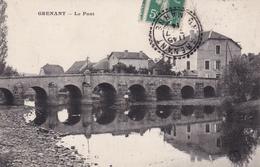 52...GRENANT   LE PONT   ......   Rèf  120 - Francia