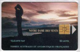 TAAF 13 - Notre Dame Des Vents - Voir Scans - TAAF - Terres Australes Antarctiques Françaises