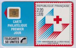 F34 - Croix Rouge 1 - Voir Scans Et Description - 1988