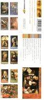 France. Carnet Bc 4132 De 10 Timbres Autoadhesifs.chefs D'oeuvre De La Peinture.annee 2008. N**non Plié. - Libretti