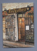 RESTAURANT LA TRUFFIERE 75015 PARIS - CARTE DE VISITE *017* - Visitenkarten