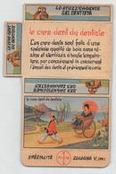 "0626 ""LO STUZZICADENTE DEL DENTISTA - FISIS - COLOGNA VENETA (VR)"" INCARTO ORIG. - Autres"
