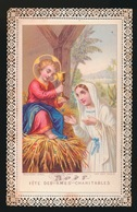 FETE DES AMES CHARITABLES  BOUASSE  467   12 X 7.5 CM - Images Religieuses