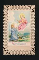 O JESUS JE VOUS DONNE MON AME ET MON COEUR   BOUASSE 3214    10.5 X 7 CM - Images Religieuses