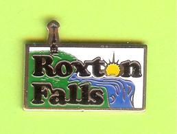 Pin's Ville Du Québec Roxton Falls - 4FF15 - Villes