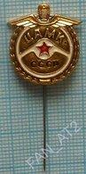 USSR / Badge / Soviet Union / RUSSIA TSAMK. Auto. Motor Club Moscow. - Associations