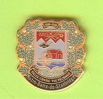 Pin's Ville Du Québec Notre-Dame-De-Stanbridge - 4FF26 - Villes