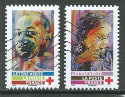 France Croix-Rouge Oblitéré ° - Oblitérés