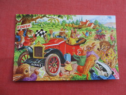 Signed Artist Racey Helps Humanized Rabbits  The Old Crocks   > Ref  3466 - Otros