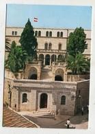 ISRAEL - AK 356945 Jerusalem - Österreichisches Hospiz Zur Hl. Familie - Israël