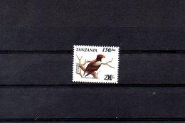 TANZANIA ,1998, BIRD-  EAGLE,  O/P Of NEW VALUE, 1v.MNH**RARE! - Birds